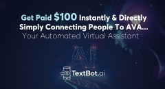 **TEXTBOT AI** - EARN $100 AND $500 PAYMENTS OVER AND OVER AGAIN!