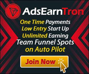 ADS EARN TRON